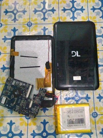 Vendo carcaça de tablet da marca DL