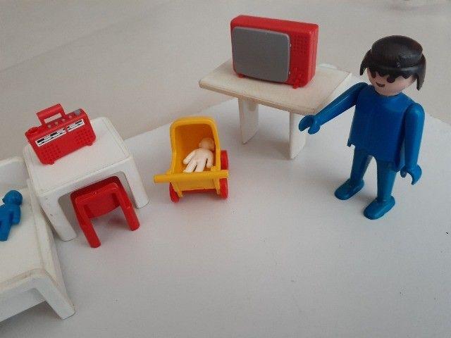 Playmobil quarto de hospital e quarto - Foto 3