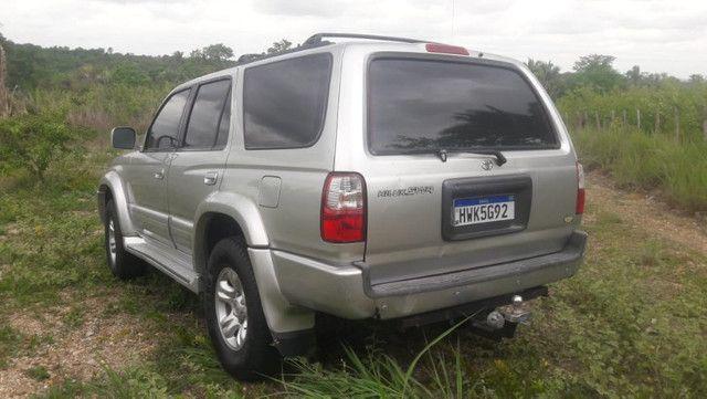 Hilux SW4 4X4 V6 3.4 Automática 2001 - Foto 3
