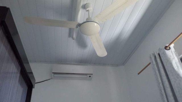 Kitinete mobiliada em foz com ar condicionado para*estudantes ou funcionario de empresa - Foto 10