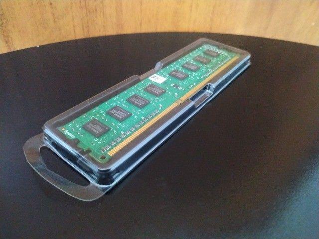 Kit processador Pentium e6700 LGA775, cooler box, memória ram 2gb ddr3 - Foto 5