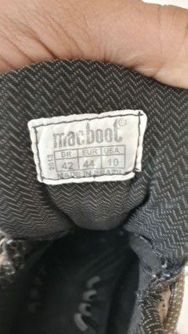 Bota macbott  - Foto 4