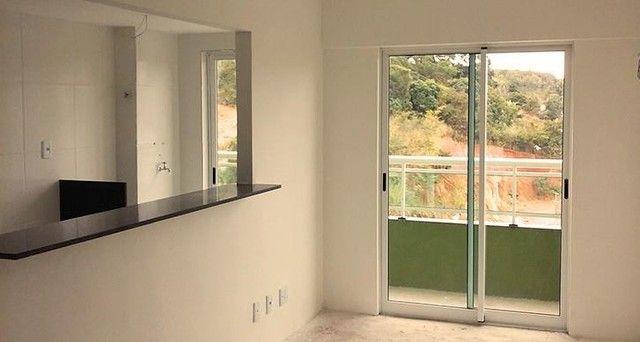 Apartamento à venda Residencial Paraíba do Sul 2 quartos, em Paraíba do Sul, RJ