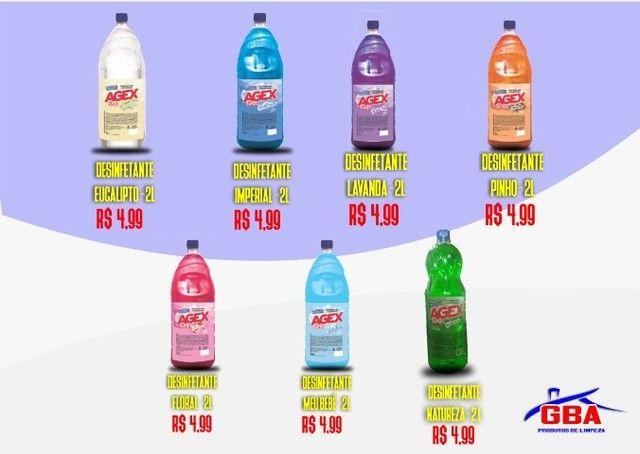 Produtos de limpeza em promoção - Foto 2
