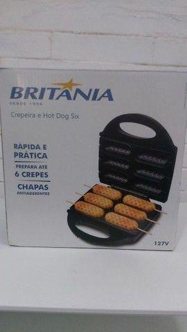 Crepeira é hot dog six britania nova - Foto 5