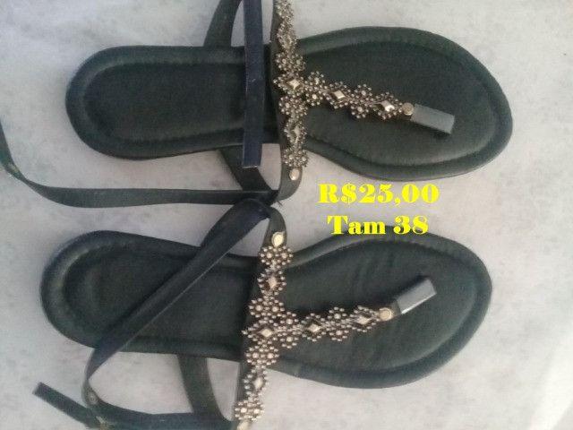 Bolsas e sandálias - Foto 5