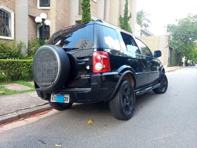 Ford * Ecosport XLT 2.0 4x2 * 2008 * Automática * I M P E C Á V E L ! ! ! - Foto 3