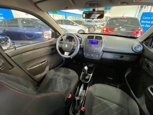 Renault Kwid 1.0 Zen 2021 -Único dono! Garantia de Fabrica! - Foto 7