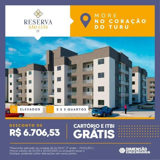 P/M: Casas e Apartamentos em toda São Luís e Região - Foto 3