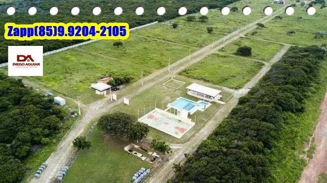 Invista e ligue -Loteamento Condomínio Fechado em Caponga !!!! - Foto 12