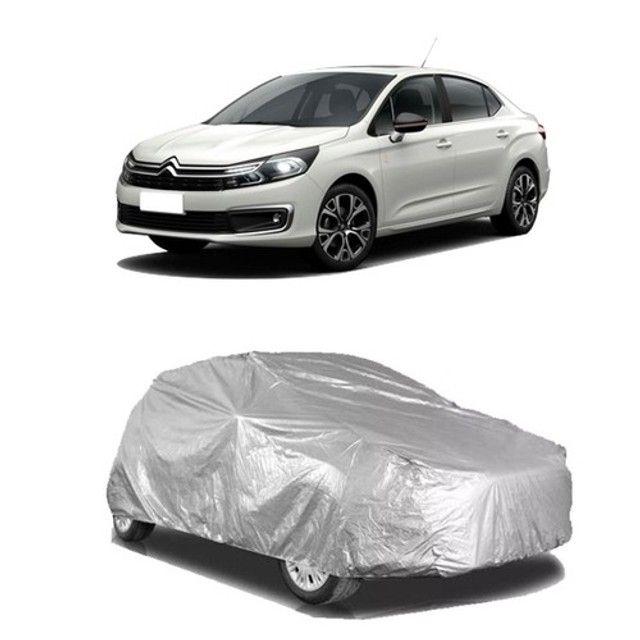 Temos capas de carro proteção UV e chuva forrada internamente  - Foto 3