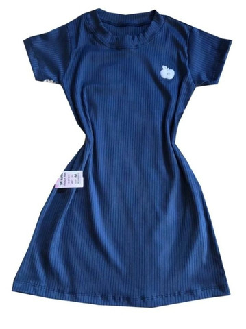 Kit 60 vestido infantil canelado fashion - Foto 6