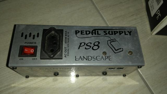 Landscap pedal supply ps8