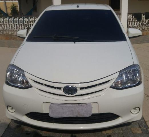 Toyota Etios 1.3 x manual