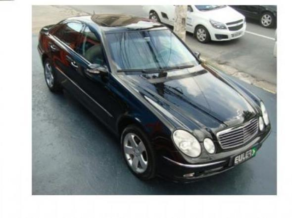 Amazing Mercedes Benz E 500 Elegance/ Avant. 5.0 V8 24V 4p Aut