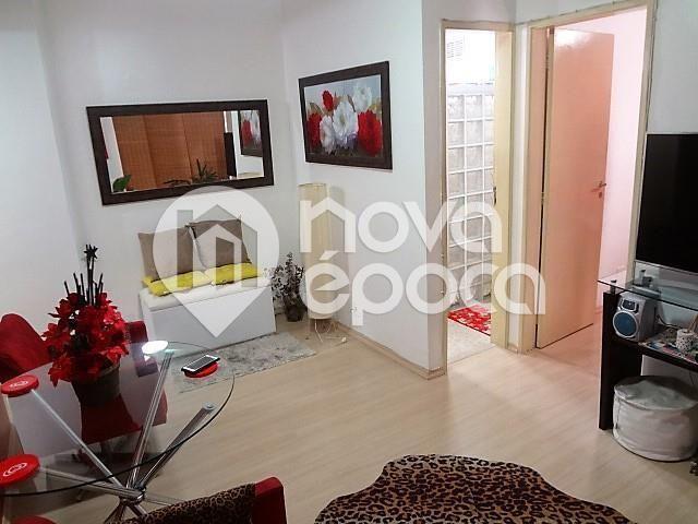 Apartamento à venda com 1 dormitórios em Méier, Rio de janeiro cod:ME1AP15369 - Foto 6