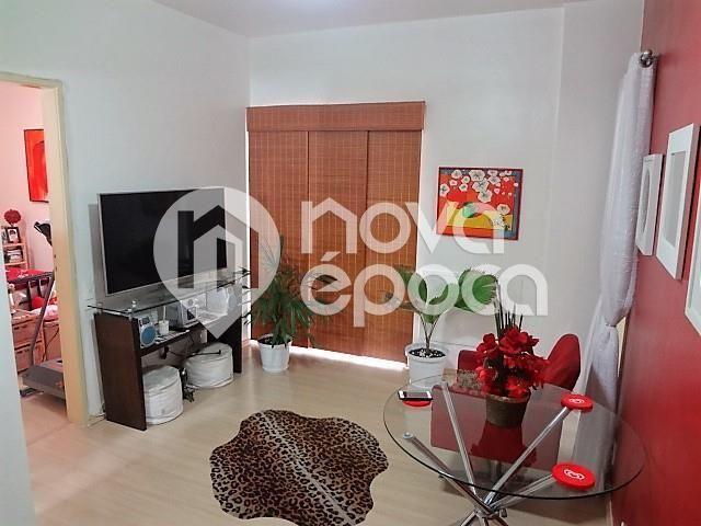 Apartamento à venda com 1 dormitórios em Méier, Rio de janeiro cod:ME1AP15369 - Foto 5