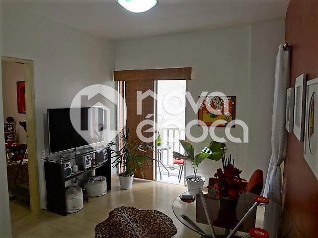 Apartamento à venda com 1 dormitórios em Méier, Rio de janeiro cod:ME1AP15369 - Foto 4
