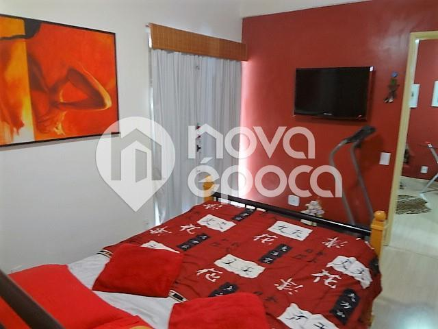 Apartamento à venda com 1 dormitórios em Méier, Rio de janeiro cod:ME1AP15369 - Foto 9
