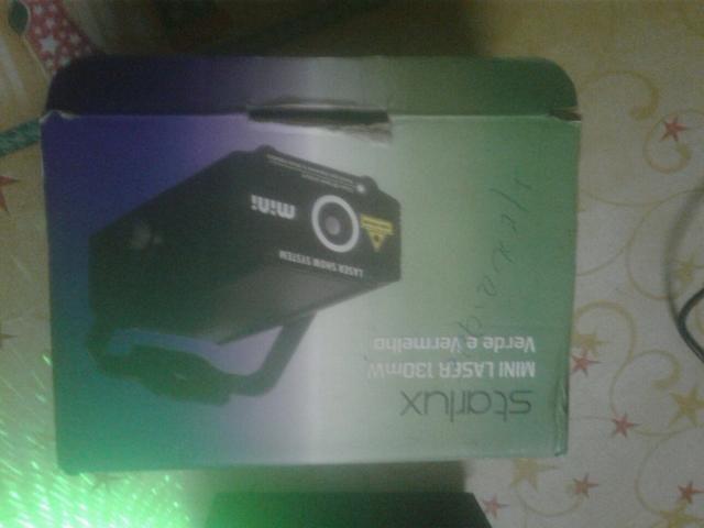 Mini laser 130 mW