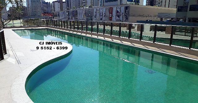 Apartamento 1 Quarto Aguas Claras Sul - 33m² com Varanda e Vaga de Garagem