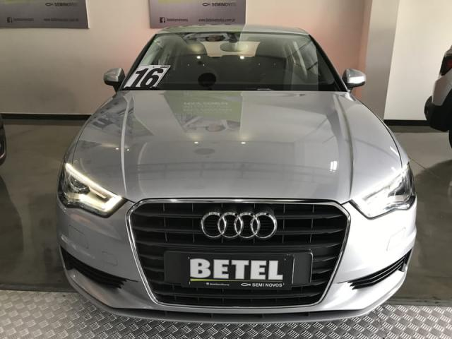 AUDI A-3 SEDAN ATTRACTION TFSI 1.4 2016