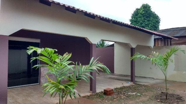 Casa na Liberdade, 2 quartos - Itaituba - Pa