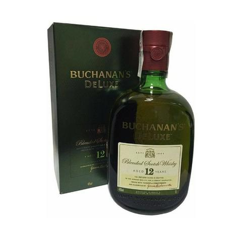 Whisky Buchanan's 12 anos 1 lt original c\ caixa