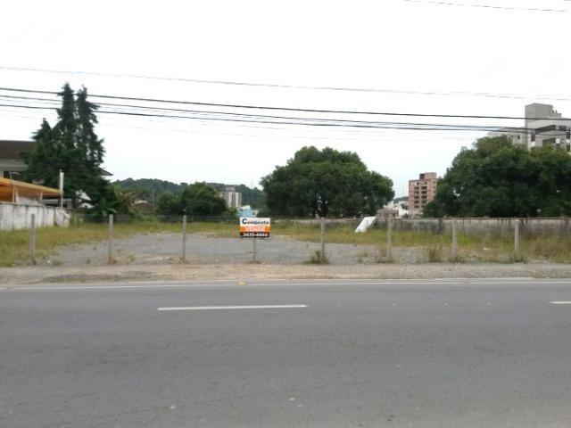 Terreno comercial com 1083 m² no Bom Retiro