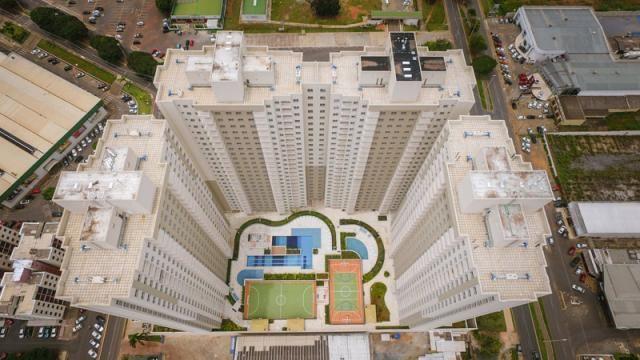 Flex Gama Área De Lazer Completa Piscina Churrasqueira Apartamento Com Suite Vaga Coberta