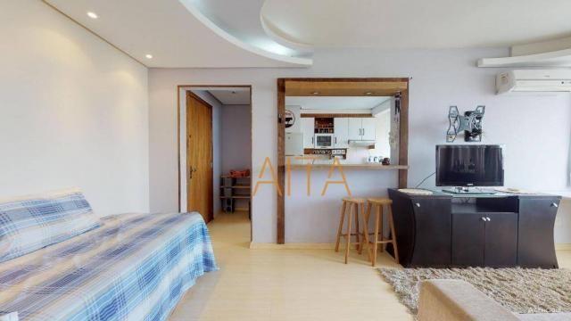 Apartamento à venda, 63 m² por R$ 639.000,00 - Cidade Baixa - Porto Alegre/RS - Foto 2