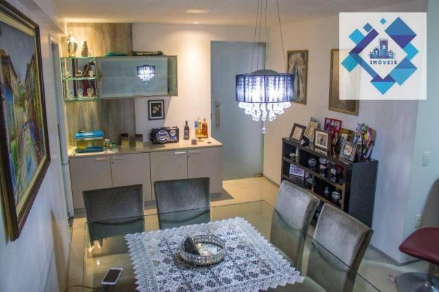 Apartamento residencial à venda, Varjota, Fortaleza. - Foto 2