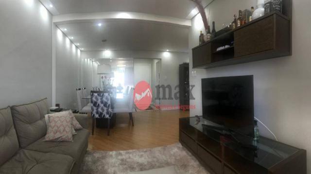 Apartamento com 3 dormitórios à venda, 100 m² por R$ 450.000 - Centro - Suzano/SP - Foto 12
