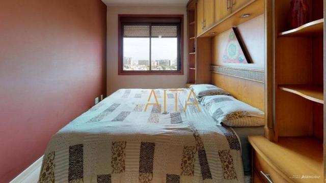 Apartamento à venda, 63 m² por R$ 639.000,00 - Cidade Baixa - Porto Alegre/RS - Foto 12