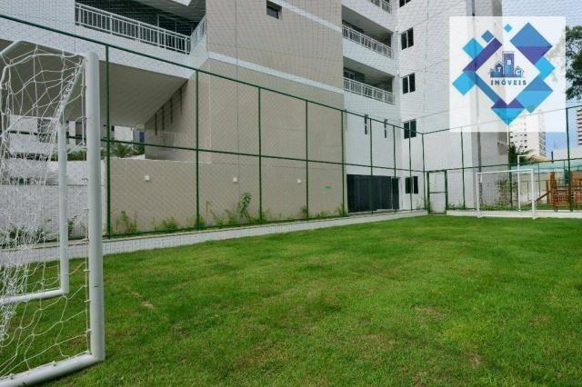 Apartamento alto padrão, 226m² com 4 suítes no Bairro do Meireles. - Foto 5