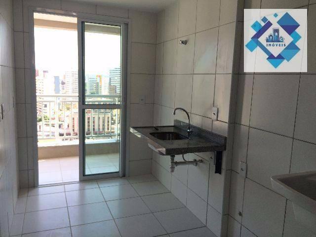 Apartamento novo 69m² no Papicu - Foto 9