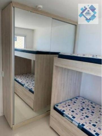 Apartamento com 2 dormitórios à venda, 68 m² por R$ 660.000 - Meireles - Fortaleza/CE - Foto 12