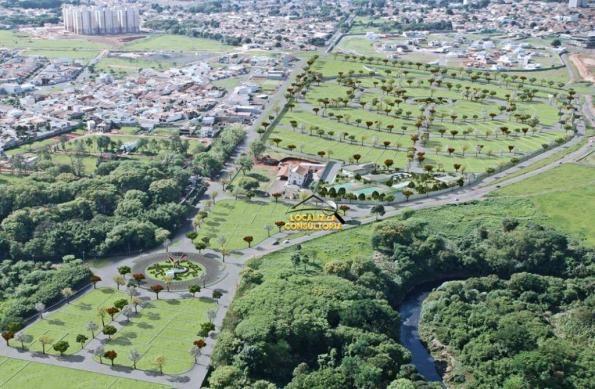 Terreno à venda no condomínio Pau Brasil por R$ 340.000 - Carioba - Americana/SP - Foto 9