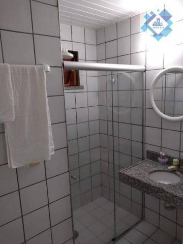 Apartamento com 1 dormitório à venda, 38 m² por R$ 220.000 - Porto das Dunas - Aquiraz/CE - Foto 17