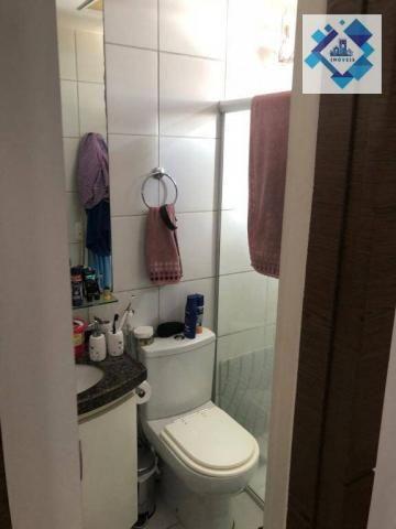 Apartamento 60m, ótima localização no Bairro de Messejana - Foto 13