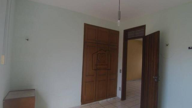Apartamento com 2 dormitórios à venda, 100 m² por R$ 130.000 - Praia do Meio - Natal/RNApa - Foto 8