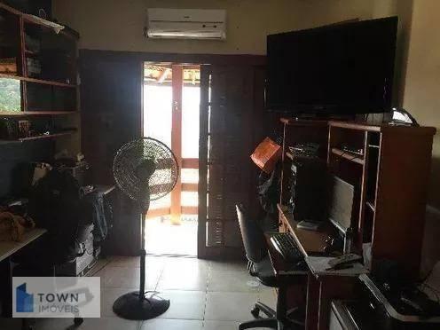 Casa com 3 dormitórios à venda, 389 m² por R$ 980.000 - Largo da Batalha - Niterói/RJ acei - Foto 4