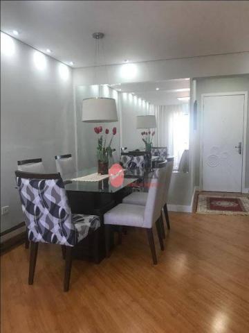 Apartamento com 3 dormitórios à venda, 100 m² por R$ 450.000 - Centro - Suzano/SP - Foto 9