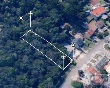 Terreno à venda, 1323 m² por R$ 350.000 - Santa Cândida - Curitiba/PR - Foto 3