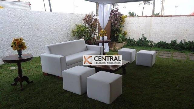 Casa com 11 dormitórios para alugar, 474 m² por R$ 22.000,00/mês - Pituaçu - Salvador/BA - Foto 10