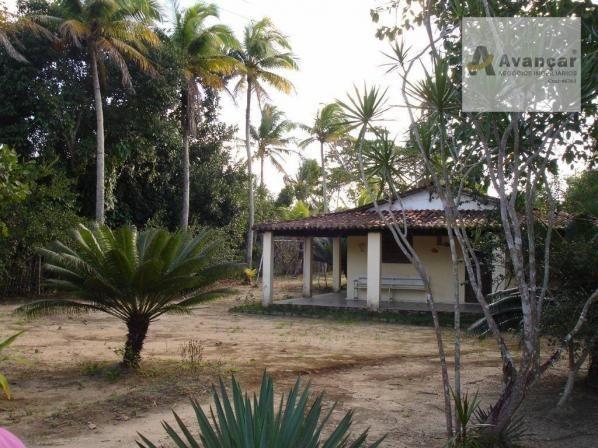 Chácara com 3 dormitórios à venda, 20000 m² por R$ 500.000,00 - Carne de Vaca - Goiana/PE - Foto 4