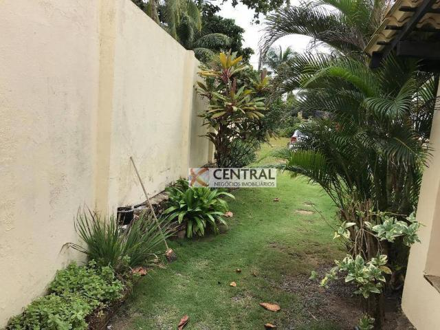 Casa residencial para locação, Jauá, Camaçari - CA0180. - Foto 14