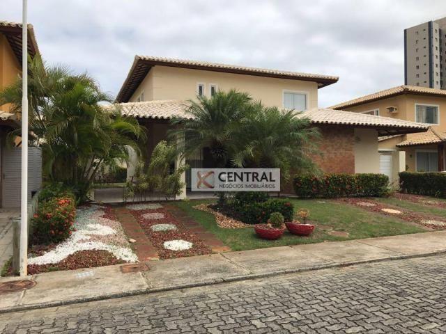 Casa residencial para venda e locação, Piatã, Salvador - CA0151. - Foto 13