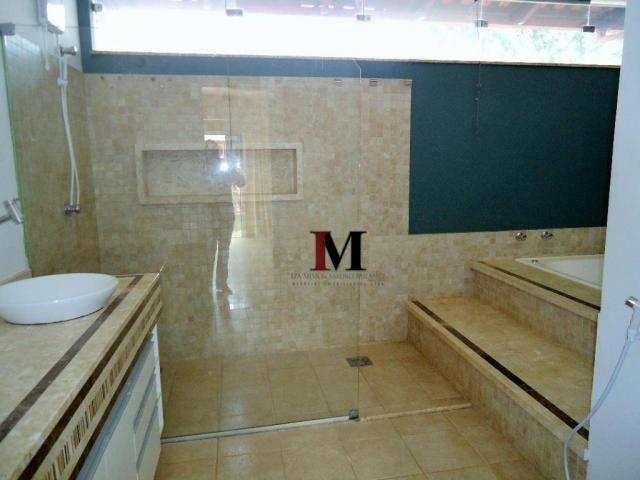 Alugamos e vendemos lindo sobrado em condominio fechadocom espaço gourmet e piscina priva - Foto 10