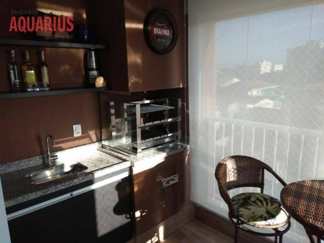 Apartamento com 2 dormitórios à venda, 75 m² por R$ 446.900 - Jardim das Indústrias - São  - Foto 7